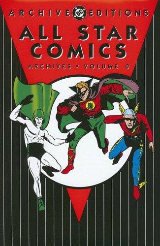 All Star Comics - Archives, Volume 0: Fox, Gardner