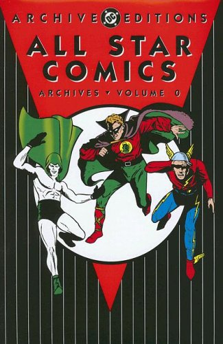 9781401207915: All Star Comics - Archives, Volume 0 (Archive Editions (Graphic Novels))