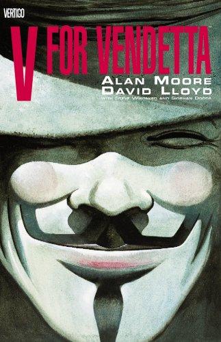 9781401207922: V For Vendetta HC