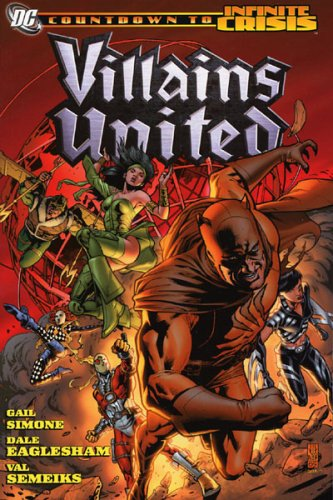9781401208387: Villains United TP (Countdown to Infinite Crisis)