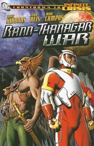 9781401208394: Rann Thanagar War (Countdown to Infinite Crisis)