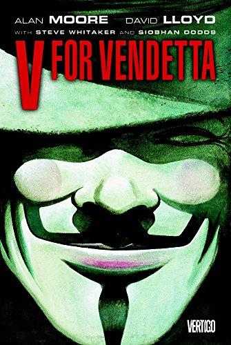 9781401208417: V for Vendetta [Lingua inglese] [Lingua Inglese]