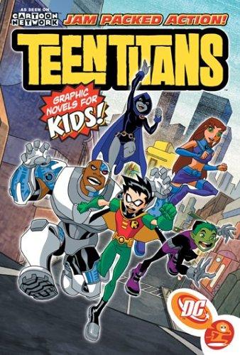9781401209025: Teen Titans: Jam-Packed Action! - Volume 1