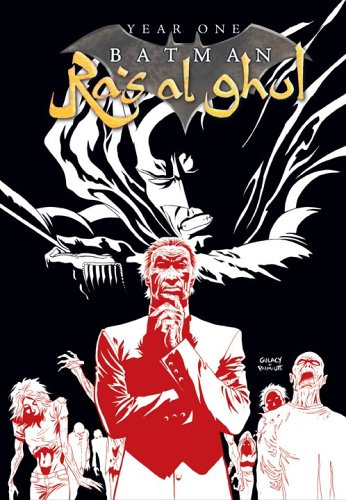 9781401209049: Batman: Year One - Ra's Al Ghul