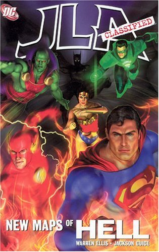 9781401209445: Justice League of America: New Maps of Hell