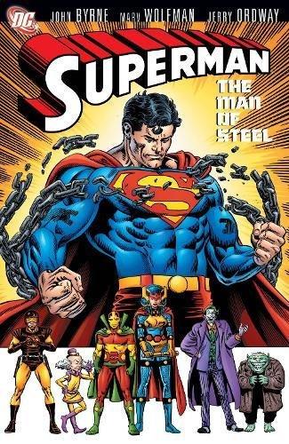 Superman: The Man of Steel, Vol. 5