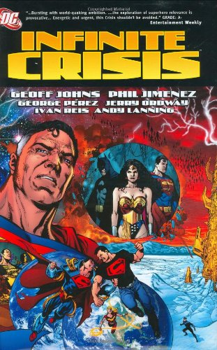 9781401209599: Infinite Crisis (DC Comics)