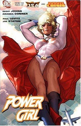 9781401209681: Power Girl TP (Jsa)
