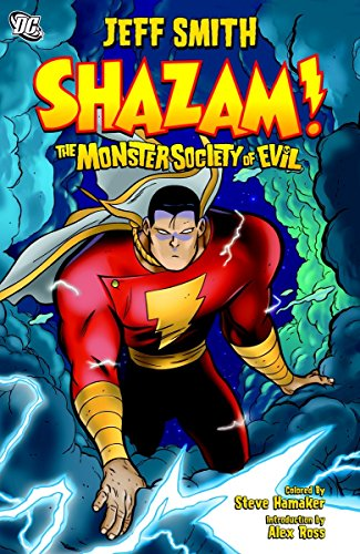 9781401209742: Shazam Monster Society Of Evil TP