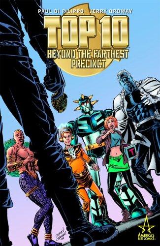 9781401209919: Top Ten: Beyond the Farthest Precinct (Top 10)