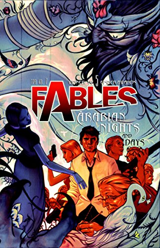9781401210007: Fables vol. 7: Arabian Nights (and Days)