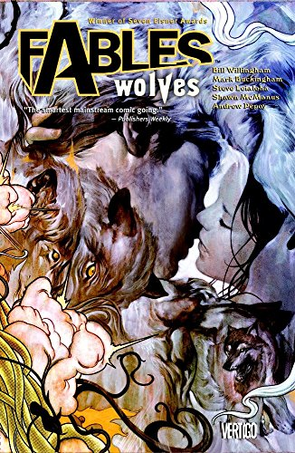 9781401210014: Fables Vol. 8: Wolves