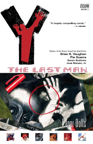 Y THE LAST MAN 07 PAPER DOLLS