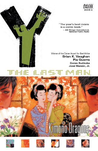 9781401210106: Y: The Last Man, Vol. 8: Kimono Dragons