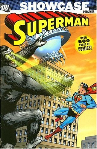 9781401210410: Showcase Presents: Superman, Vol. 2