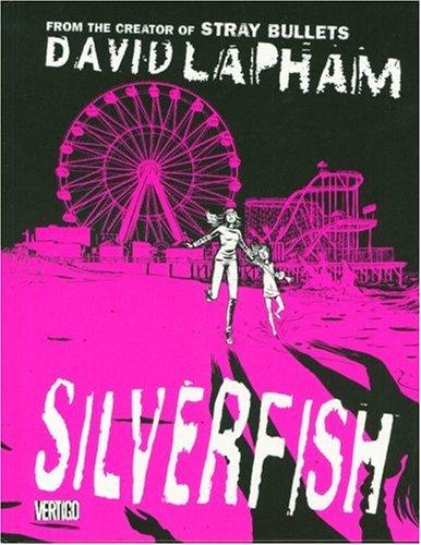 9781401210489: Silverfish HC