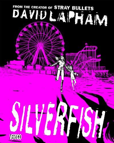 9781401210496: Silverfish TP