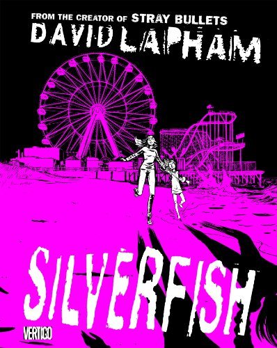 9781401210496: Silverfish