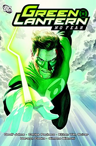 9781401210588: Green Lantern, Vol. 1: No Fear