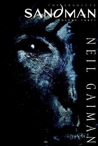 Absolute Sandman: Vol 03 (Hardback): Neil Gaiman