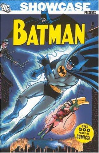 Showcase Presents: Batman, Vol. 1: Fox, Gardner, Herron, Ed, Finger, Bill, Broome, John, Kane, Bob