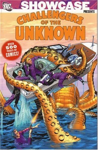 9781401210878: Showcase Challengers Of The Unknown TP Vol 01 (Showcase Presents)