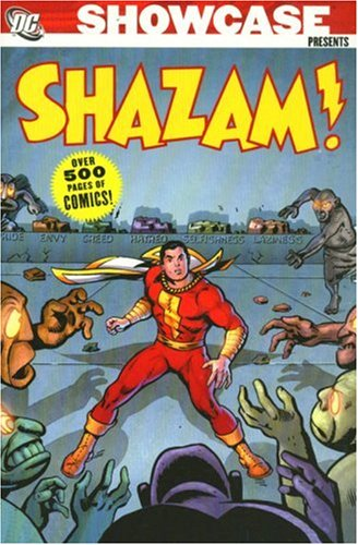 Showcase Presents: Shazam! (1401210899) by C.C. Beck; Denny O'Neil; E. Nelson Bridwell; Elliot S. Maggin; Kurt Schaffenberger