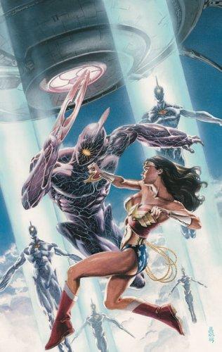 9781401210939: Wonder Woman: Mission's End