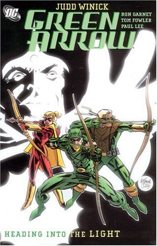 9781401210946: Green Arrow: Heading into the Light (Vol. 7)