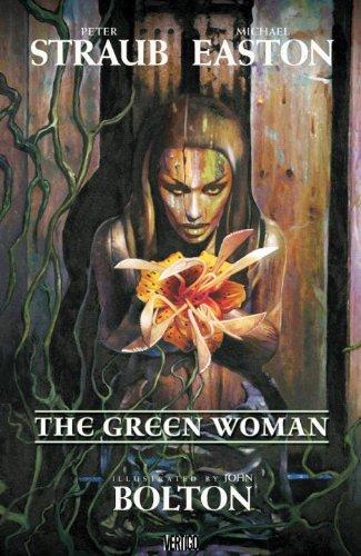 Green Woman HC (The Green Woman): Easton, Michael; Straub, Peter