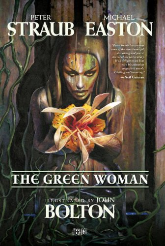 9781401211011: The Green Woman