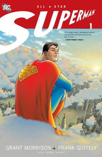 9781401211028: All Star Superman TP Vol 01 (Superman (Graphic Novels))