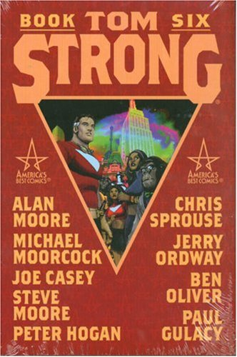 9781401211080: Tom Strong - Book Six