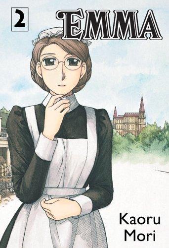 Emma, Vol. 2: Mori, Kaoru
