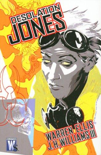 9781401211509: Desolation Jones