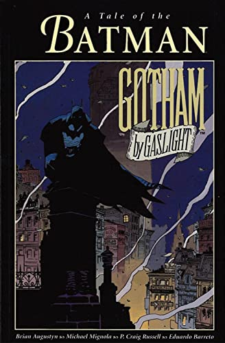 9781401211530: Batman: Gotham by Gaslight (Elseworlds)