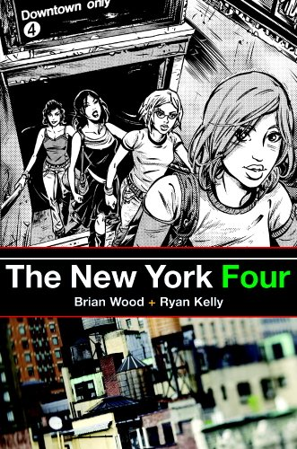 The New York Four: Brian Wood