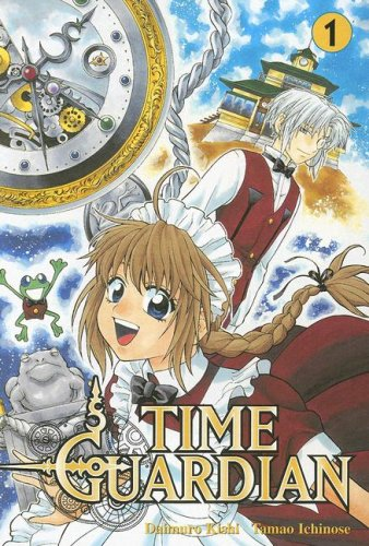 9781401211615: Time Guardian, Vol. 1