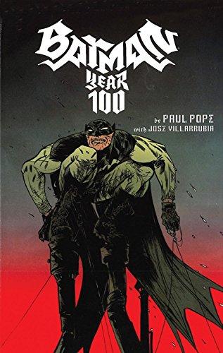 Batman Year One: Pope, Paul
