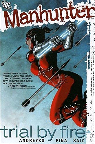 9781401211981: Manhunter Vol. 2: Trial by Fire (DC Comics)