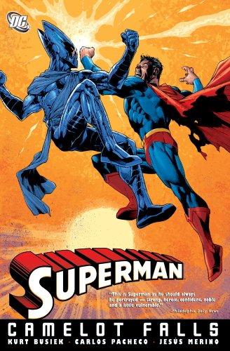 9781401212056: Superman Camelot Falls TP Vol 01