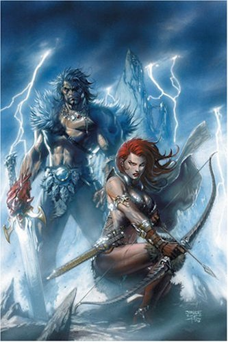 9781401212100: Red Sonja / Claw The Unconquered: Devil's Hands (Paperback)