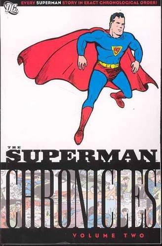 9781401212155: Superman Chronicles, The: VOL 02