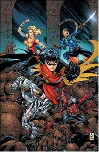 9781401212179: Teen Titans TP Vol 06 Titans Around The World