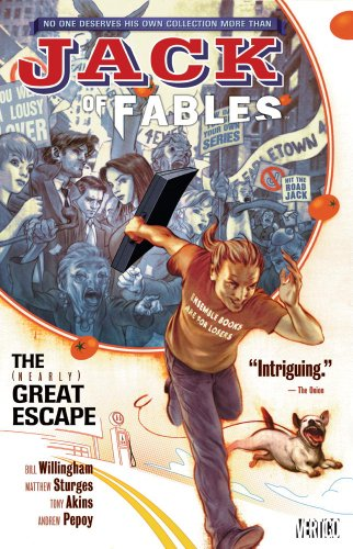 9781401212223: Jack of Fables Vol. 1: The (Nearly) Great Escape