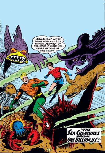 9781401212230: Showcase Presents: Aquaman, Vol. 1