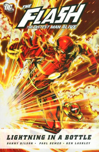 9781401212292: Flash - The Fastest Man Alive, Book 1: Lightning in a Bottle