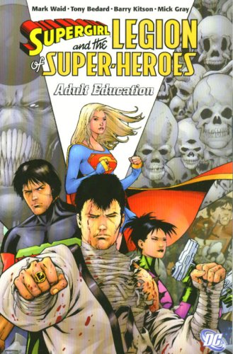 9781401212445: Supergirl and the Legion of Super-Heroes Vol. 4: Adult Education
