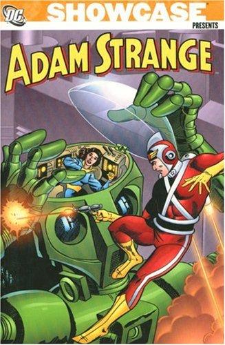 9781401213138: Showcase Presents: Adam Strange