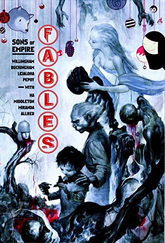9781401213169: Fables Vol. 9: Sons of Empire